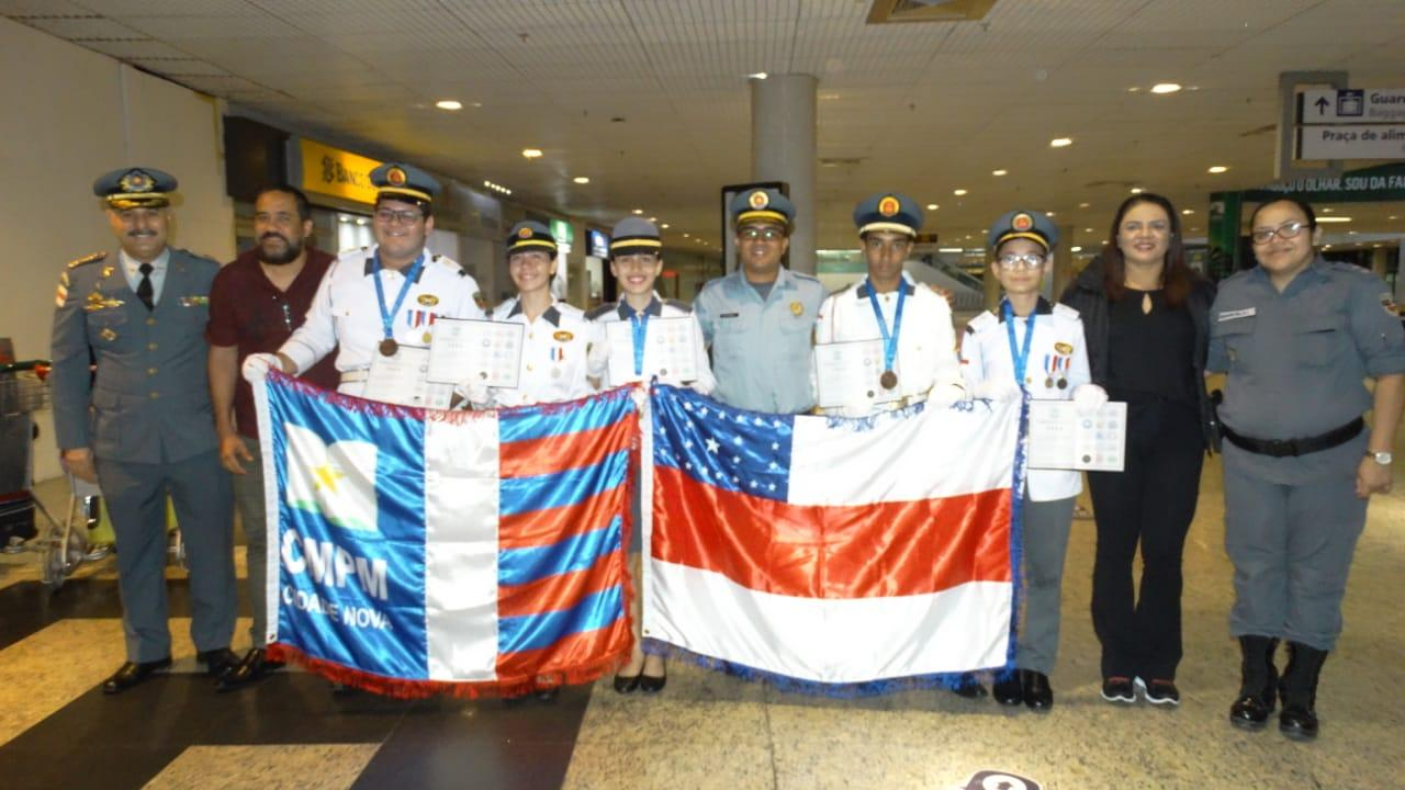 Colégio da Polícia Militar é premiado nas Olimpíadas de Matemática da Ásia
