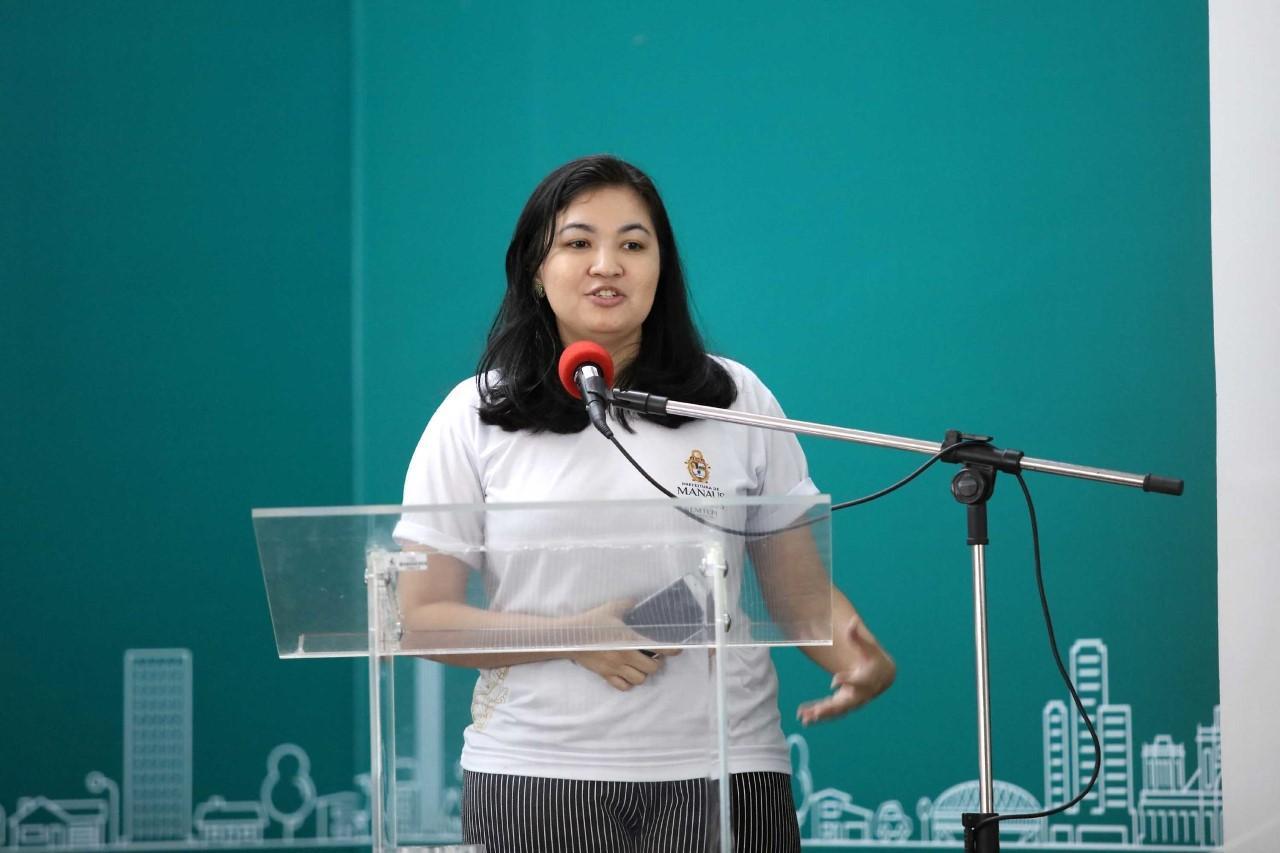 Servidora da Prefeitura de Manaus concorre à premiação nacional de liderança feminina