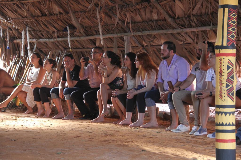 Turismo comunitário da RDS do Tupé é apresentado aos participantes do 1º Fórum de Cidades Amazônicas